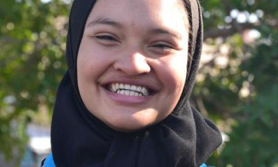 Wafeeqah Mohammed